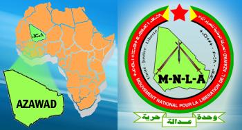 la proxima guerra rebeldes tuareg independencia norte mali mapa azawad
