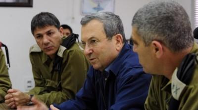 la proxima guerra ministro de defensa israel ehud barak