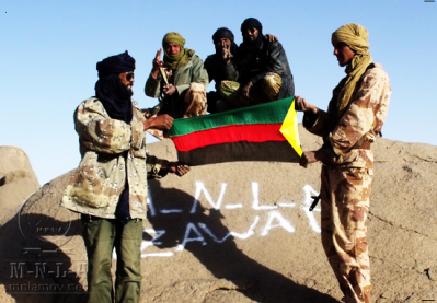 la proxima guerra Rebeldes tuareg declaran independencia norte mali azawad
